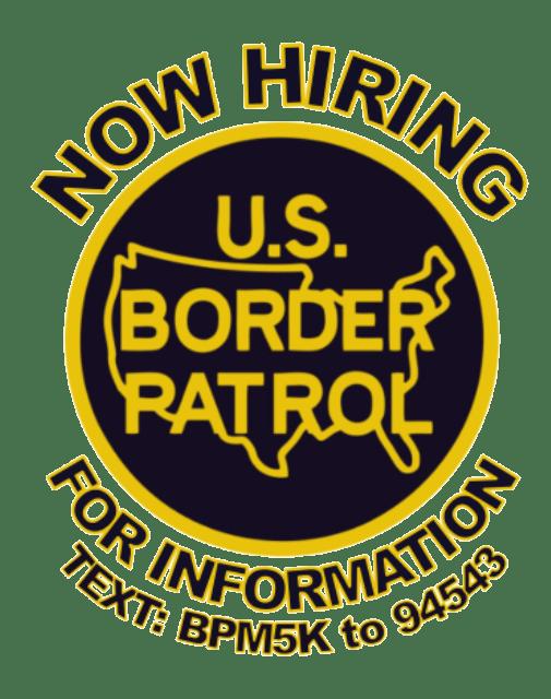 Border Patrol Recruiting