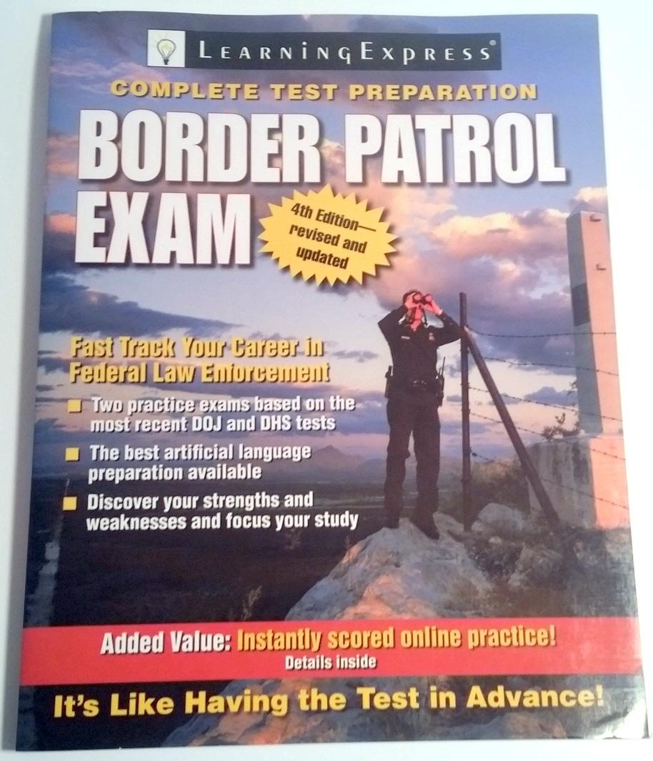 Master The U.S. Border Patrol Exam: Peterson's ...